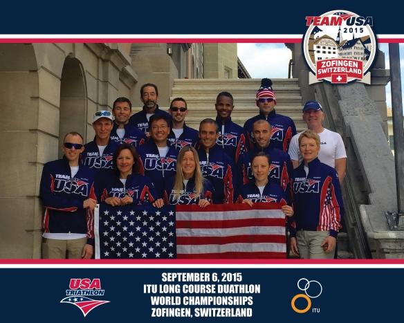 Team USA - missing a few