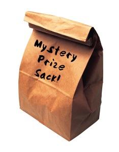mystery prize sack